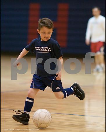 Elementary Soccer Finals - April 18, 2009