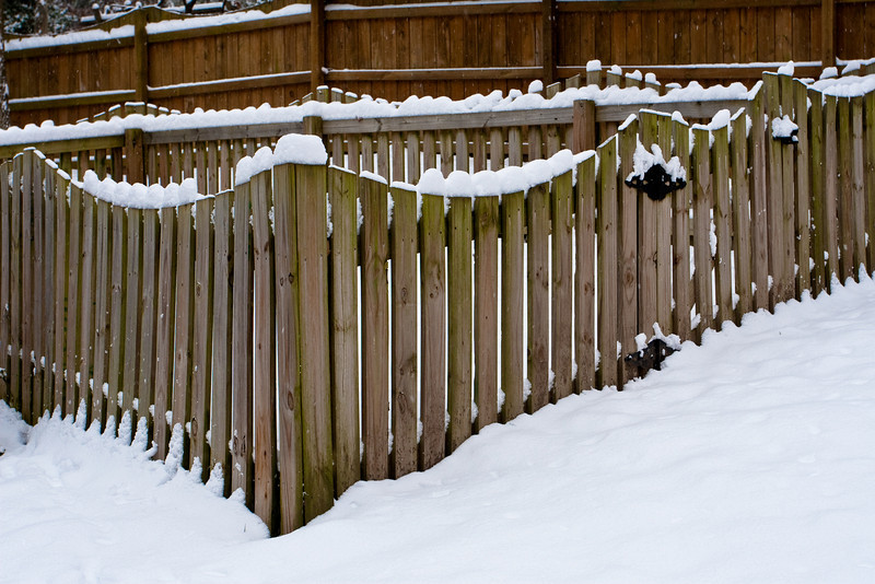 December Snow 2010-11