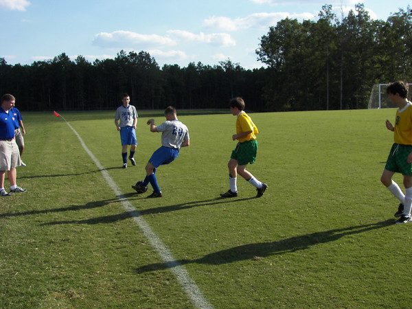 Soccer: FUMA vs. Collegiate