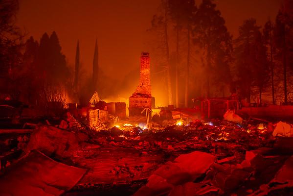 181108 Camp Fire
