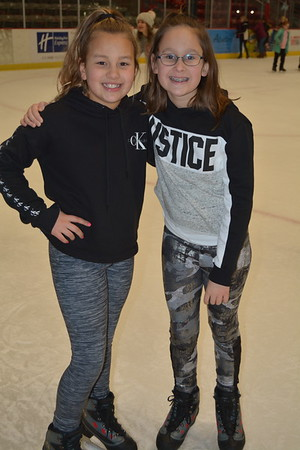 Skating with Mrs Koch 2020