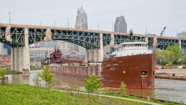 Three Cleveland Sign Ride