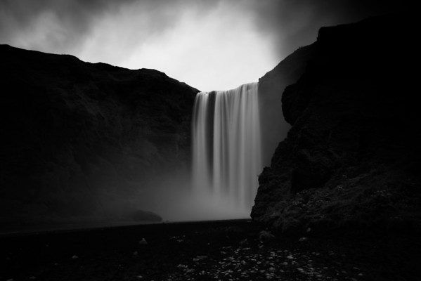 Iceland in Monochrome