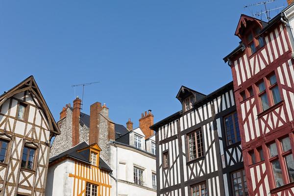 Place du Châtelet - Orléans