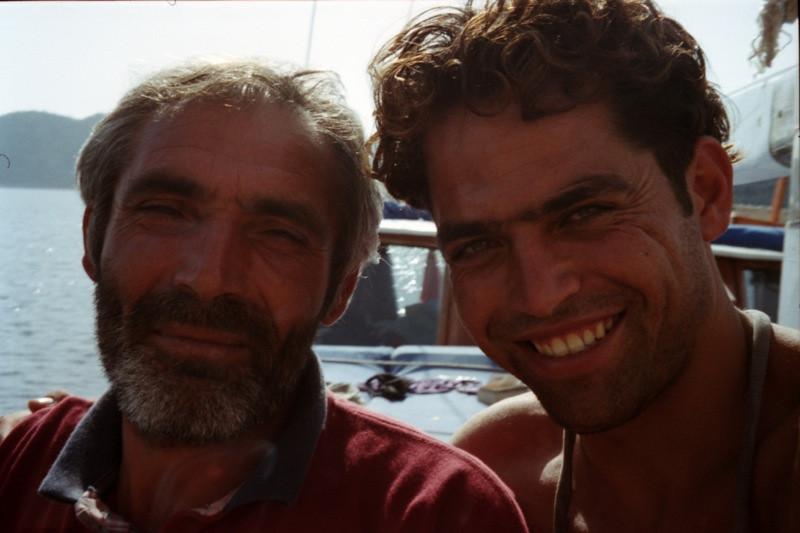 Two Men - Turkey