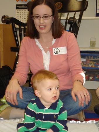 3V Class Baby Jude Visit #3