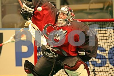 4/12/2008 - Colorado Mammoth vs. New York Titans - Madison Square Garden, New York, NY