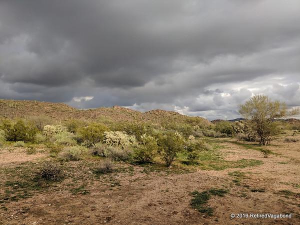 Queen Valley Arizona