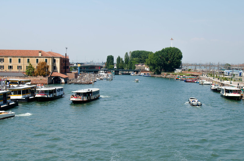 Venice Wide Canal