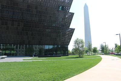 NATIUONAM MNUSEUM OF AFRICAN AMERICAN HISTORY & CULTURE
