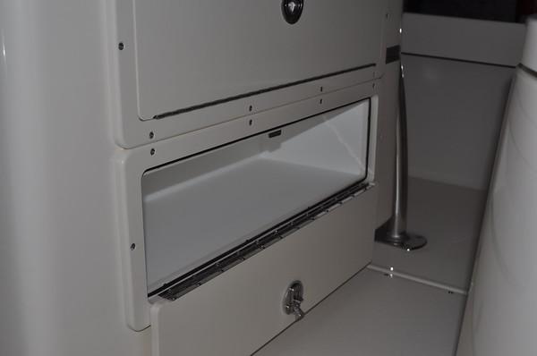 Console Compartments