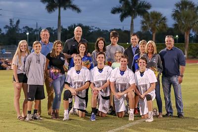3.29.19 CSN Boys Varsity Lacrosse vs Lely HS - Senior Night