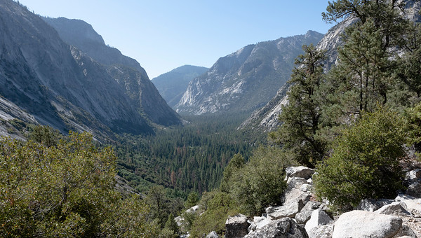 2019-08 Kings Canyon National Park, Day 7