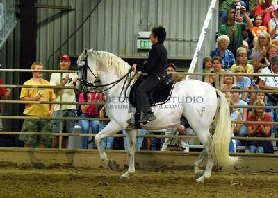 Ballet on Horseback, 2008