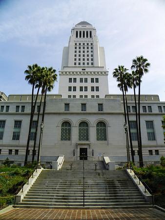 L.A., City Hall