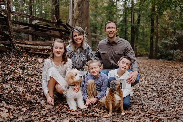 Clayton Family 2020