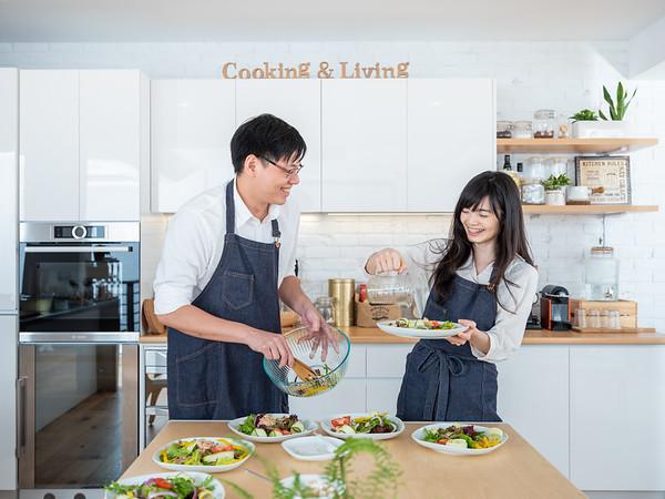自煮生活 Cooking & Living | 廚房 空間 租賃