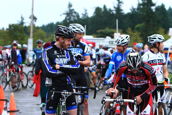 Cyclocross -11:15 - Fort Steilacoom