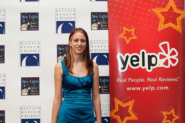 YELP Star Lights 2012