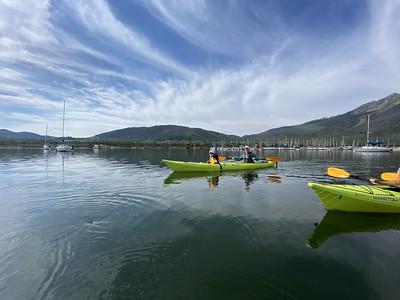 7/22 kayak tours