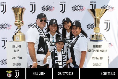 Juventus @ Red Bull Stadium