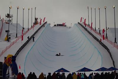 Snowboard  Slopestyle Training Day