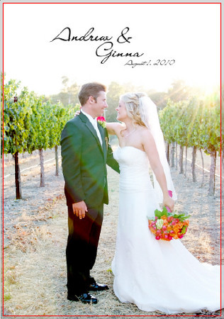 Ginna and Andrew Album