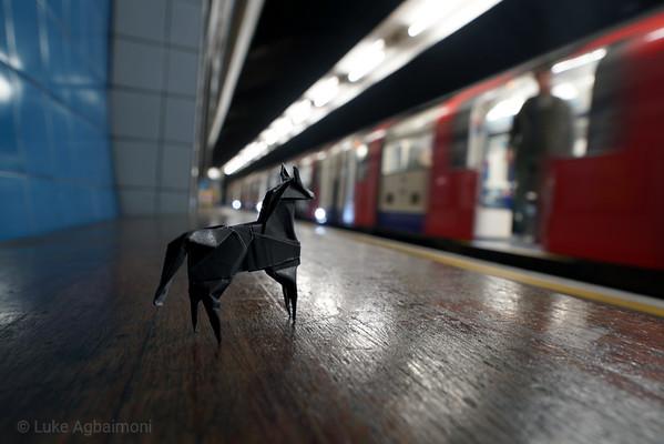 Blackhorse Road Station