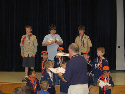 2008 Pinewood Derby
