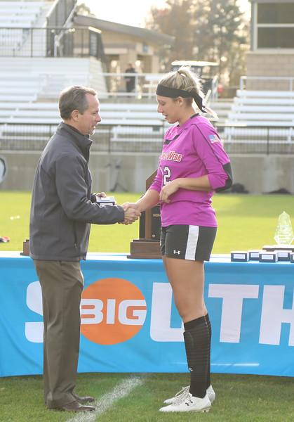 Women's Soccer vs. Radford