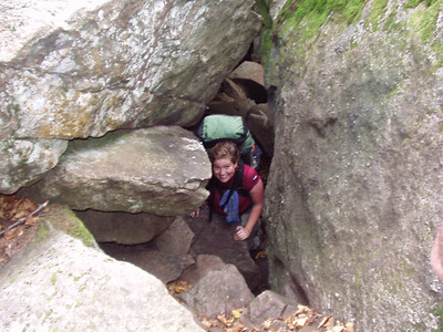 Mahoosuc Notch backpack: Oct 9-10
