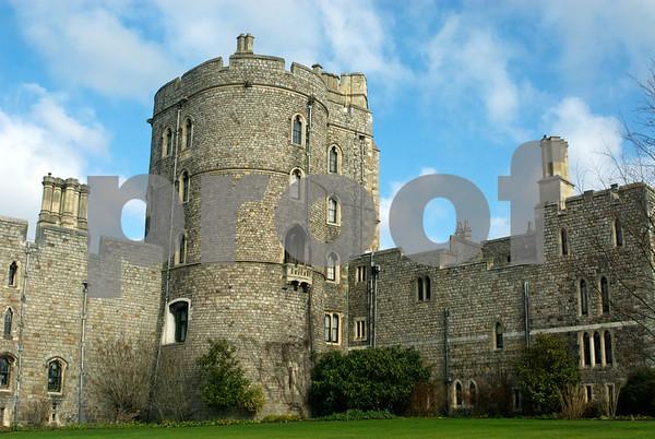 London Castles