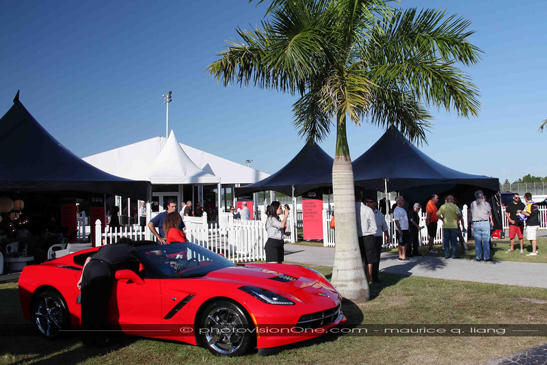 Nice facility at Palm Beach International Raceway.