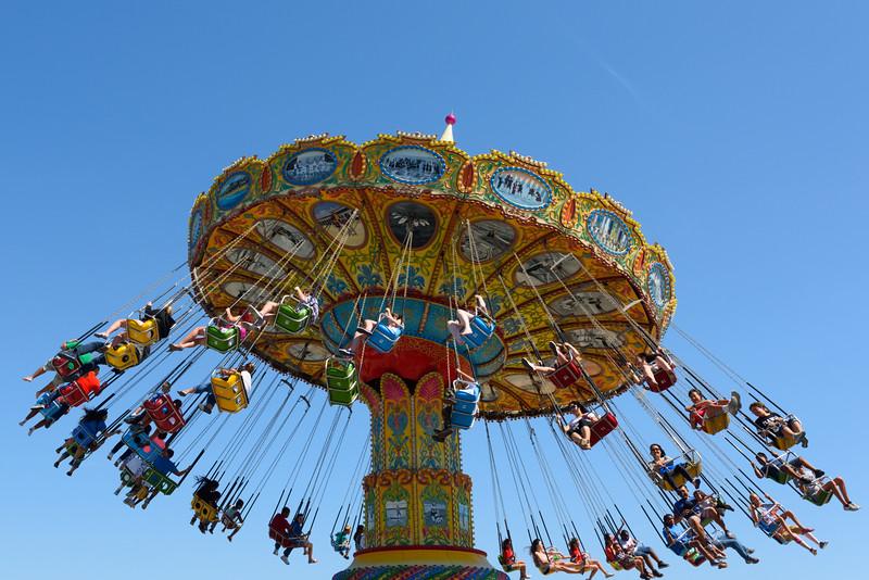 Merry-Go-Round Swing