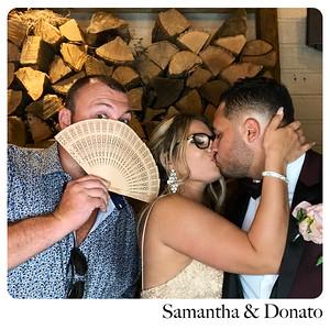 Samantha & Donato