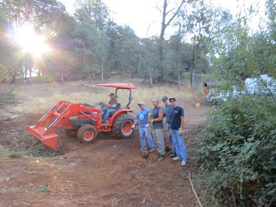 2012-09-15 Todd & Doupe bros install culvert