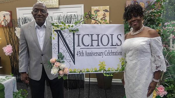Nichols 45th Anniversary