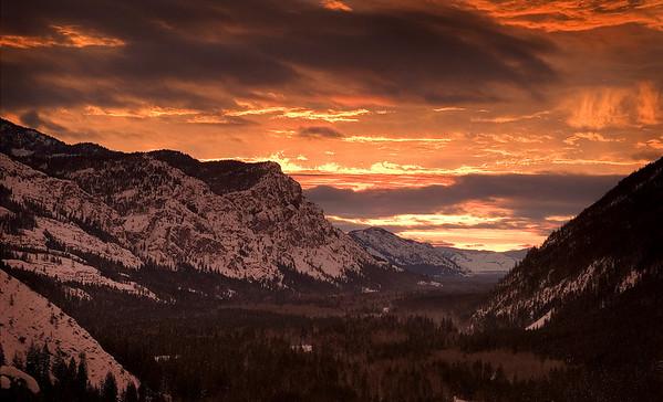 North Cascades Color
