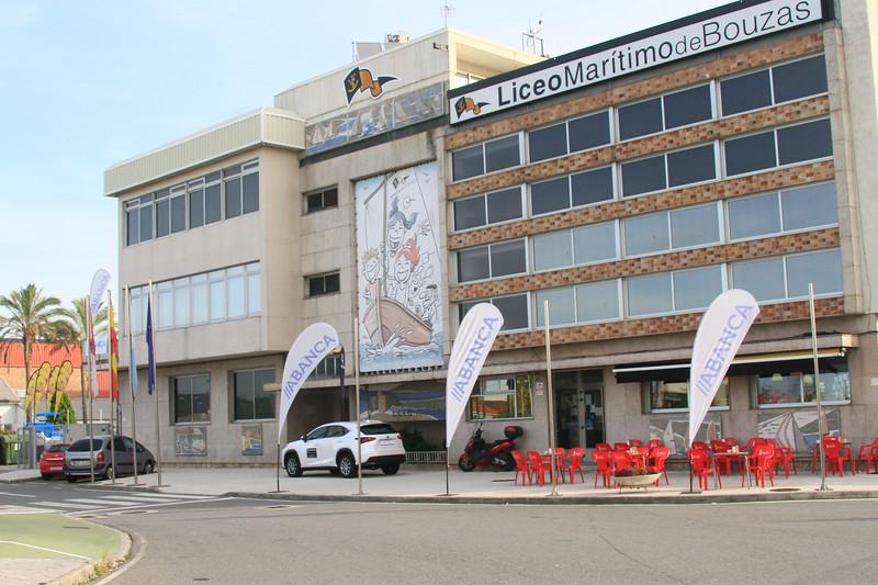 Liceo MarítimodeBouzas - TABANCA JIABANCA JABANCA
