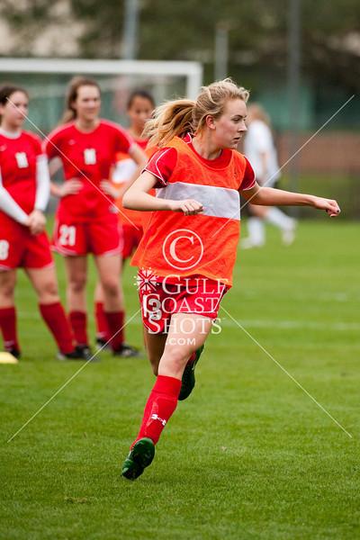 2009-01-10 Soccer Varsity Girls SJS v St Andrew's