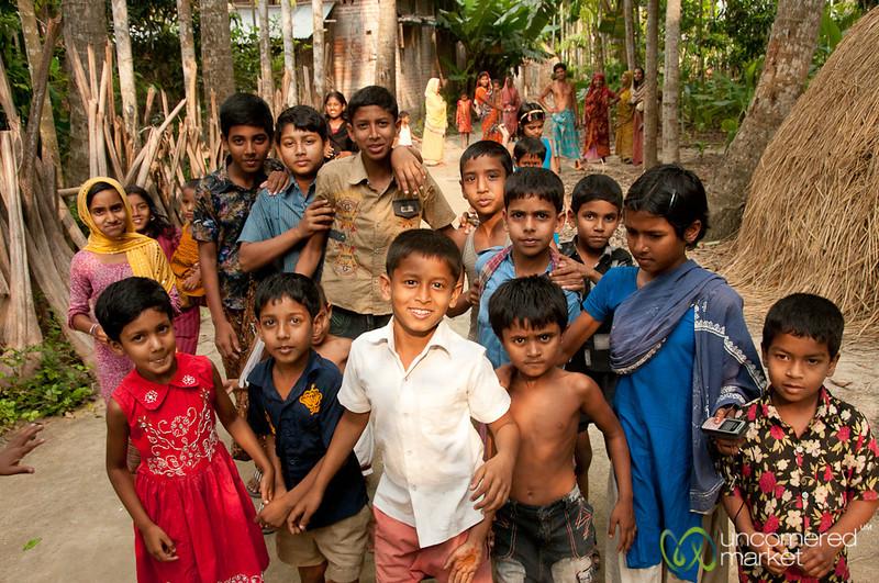 Kids of Alcholcot - Bangladesh
