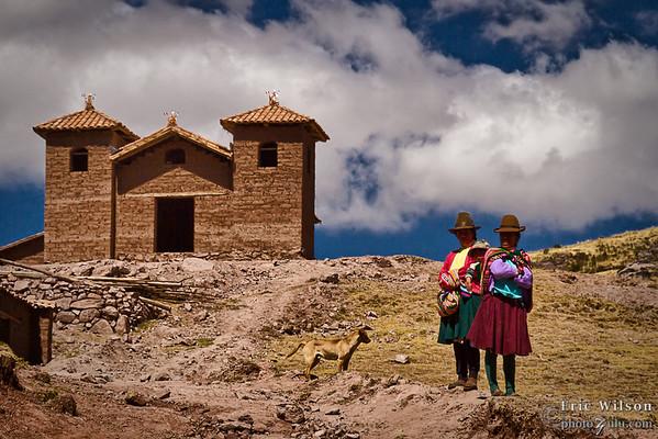 Peru / June 27 / Coyllorpuquio