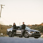 Christine and Rey - The Mustang