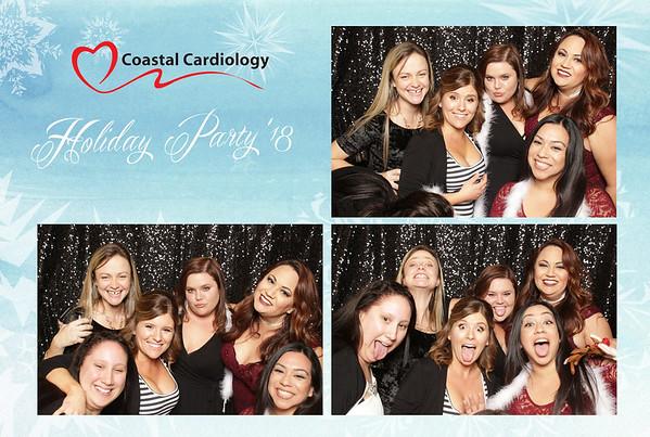 Coastal Cardiology Holiday Party '18