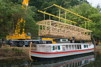 Canal Boat Replacement