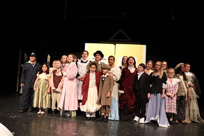 Mary Poppins Jr. (Theatre Camp)