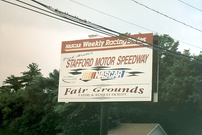 NASCAR Busch North Race @ Stafford 6-20-2003