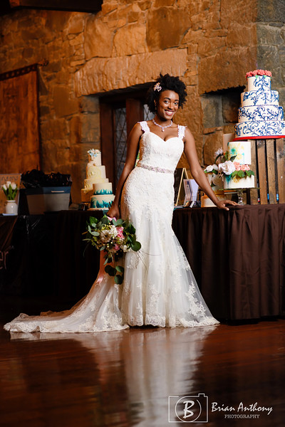2020-01-14 Songbirds Bridal at Castle McCulloch