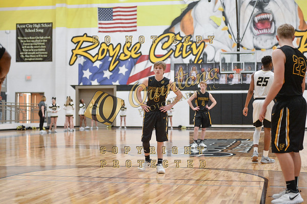 Varsity vs. Royse City - III