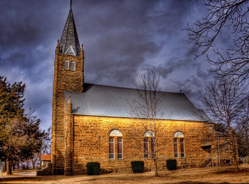 Sacred Heart Catholic Church - Charleston, AR